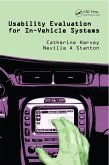 Usability Evaluation for In-Vehicle Systems (eBook, PDF)