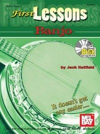 First Lessons Banjo (eBook, PDF)