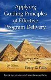 Applying Guiding Principles of Effective Program Delivery (eBook, PDF)