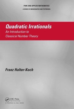 Quadratic Irrationals (eBook, PDF) - Halter-Koch, Franz