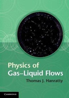 Physics of Gas-Liquid Flows (eBook, PDF) - Hanratty, Thomas J.