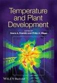Temperature and Plant Development (eBook, PDF)