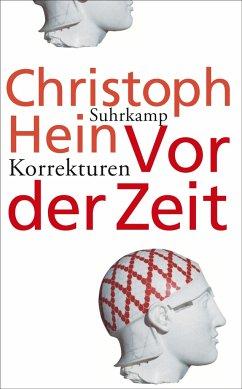 Vor der Zeit - Hein, Christoph