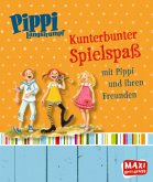 Pippi Langstrumpf. Kunterbunter Spielspaß mit Pippi und ihren Freunden