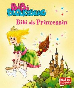 Bibi Blocksberg - Bibi als Prinzessin - Maxi