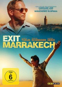 Exit Marrakech (DVD) - Tukur,Ulrich/Schneider,Samuel