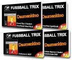 FUSSBALL TRIX Daumenkinos, 4 Bde.