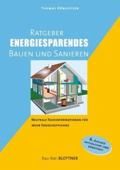 Ratgeber energiesparendes Bauen und Sanieren - Königstein, Thomas