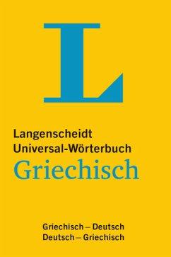 Langenscheidt Universal-Wörterbuch Griechisch