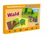 Sprachförderung mit Bildkarten Wald