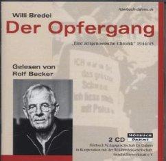 Der Opfergang, 2 Audio-CDs