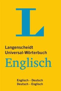 9783468181320 - Langenscheidt Universal-Wörterbuch Englisch - Buch