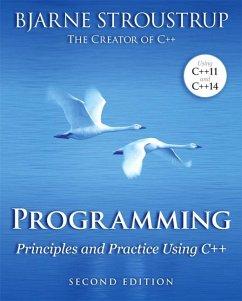 Programming - Stroustrup, Bjarne