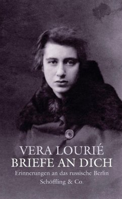 Briefe an Dich - Lourié, Vera