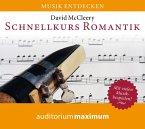Schnellkurs Romantik, 1 Audio-CD