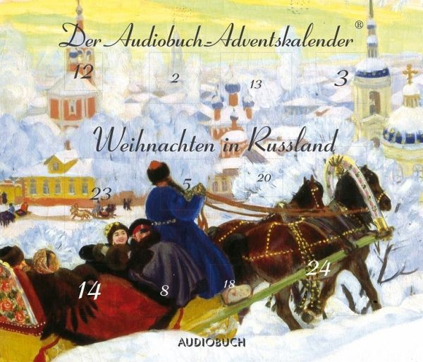 weihnachten in russland 1 audio cd h rbuch. Black Bedroom Furniture Sets. Home Design Ideas