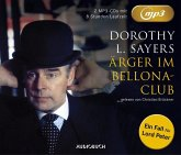 Ärger im Bellona-Club / Lord Peter Wimsey Bd.4 (2 MP3-CDs)