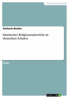 Islamischer Religionsunterricht an deutschen Schulen