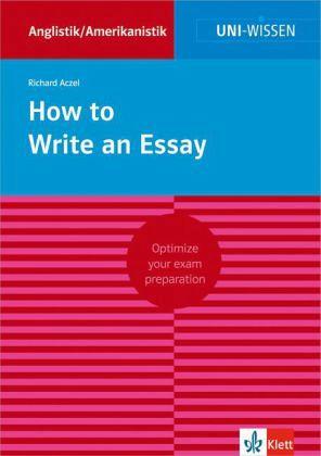 anleitung essay schreiben englische
