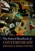 The Oxford Handbook of Contemporary British and Irish Poetry (eBook, PDF)