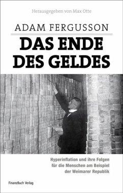 Das Ende des Geldes (eBook, ePUB) - Fergusson, Adam