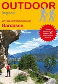 23 Tageswanderungen am Gardasee