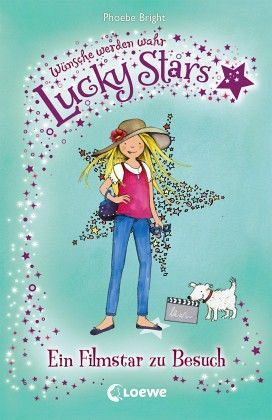 ein filmstar zu besuch lucky stars bd 5 von phoebe bright buch. Black Bedroom Furniture Sets. Home Design Ideas
