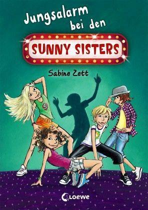 Buch-Reihe Sunny Sisters von Sabine Zett
