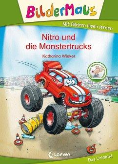 Bildermaus - Nitro und die Monstertrucks - Wieker, Katharina