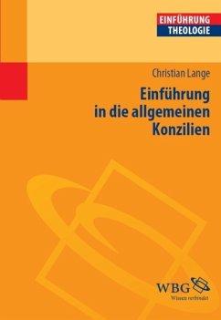Einführung in die allgemeinen Konzilien (eBook, PDF)