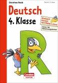 Einfach lernen mit Rabe Linus - Deutsch 4. Klasse