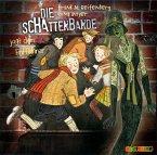 Die Schattenbande jagt den Entführer / Die Schattenbande Bd.2 (3 Audio-CDs)