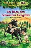 Im Bann des schwarzen Hengstes / Das magische Baumhaus Bd.47