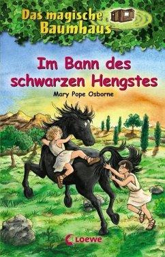 Im Bann des schwarzen Hengstes / Das magische Baumhaus Bd.47 - Osborne, Mary Pope