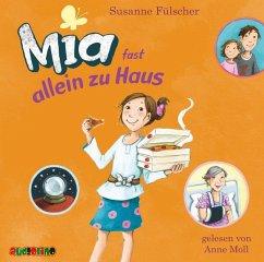 Mia fast allein zu Haus / Mia Bd.7 (2 Audio-CDs) - Fülscher, Susanne