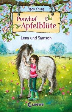 Lena und Samson / Ponyhof Apfelblüte Bd.1 - Young, Pippa