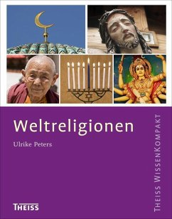 Weltreligionen - Peters, Ulrike