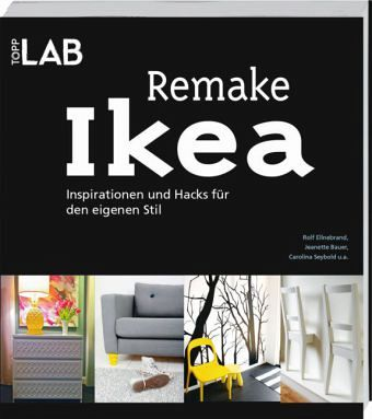 remake ikea taschenbuch. Black Bedroom Furniture Sets. Home Design Ideas