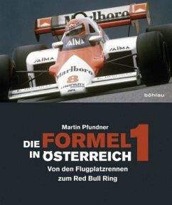 Die Formel 1 in Österreich - Pfundner, Martin