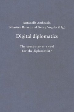 Digital diplomatics