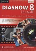 AquaSoft DiaShow 8 Ultimate, CD-ROM