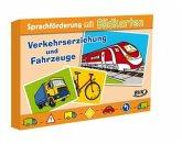 """Sprachförderung mit Bildkarten """"Verkehrserziehung und Fahrzeuge"""""""