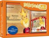 Hannes und die Müllmonster, Bilderbuch mit Bilderbuch-DVD-ROM