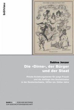 Die »Dirne«, der Bürger und der Staat - Jenzer, Sabine