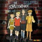 Die Schattenbande legt los! / Die Schattenbande Bd.1 (3 Audio-CDs)