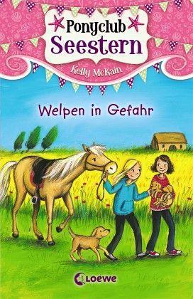 Buch-Reihe Ponyclub Seestern