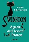 Agent auf leisen Pfoten / Winston Bd.2