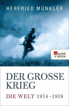 Der Große Krieg (eBook, ePUB) - Münkler, Herfried