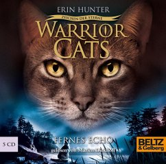Fernes Echo / Warrior Cats Staffel 4 Bd.2 (5 Audio-CDs) - Hunter, Erin