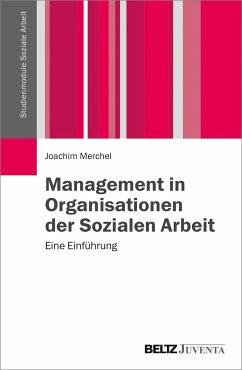 Management in Organisationen der Sozialen Arbeit - Merchel, Joachim